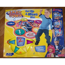 Lazytown Get Up & Move Mat
