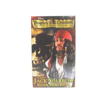 Piratas Of The Caribe Jack Sparrow Mini Busto
