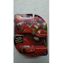 Set De 2 Paquetes Pixar Cars Mighty Beanz. Frijoles Saltarin