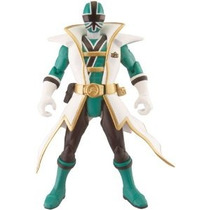 Power Ranger Figura 4 Pulgadas De Super Samurai Guardabosque