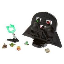Angry Birds Star Wars Jenga Subida De Juego Darth Vader