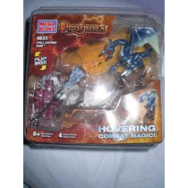 Juguetes Mega Bloks Dragones Lanzadores Azul