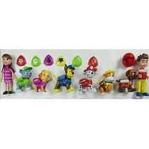 8 Pcs Tv Cartoon Figuras Juguetes Set De Juegos Plástico Cac