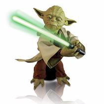 Yoda Interactivo Star Wars Spin Master 43 Cm