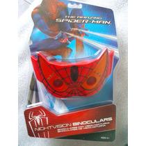 Binoculares Spiderman Nightvision Para Ver En La Oscuridad.