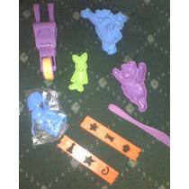 Winnie Pooh Set De Accesorios Para Hacer Figuras Playdoh