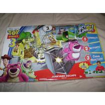 Toy Story 3 Juego Camion De Basura La Garra Woody Lotso Dmm