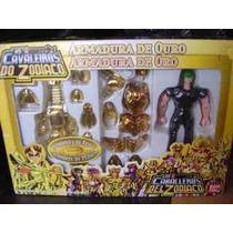 Caballeros Del Zodiaco Piscis Armadura De Oro
