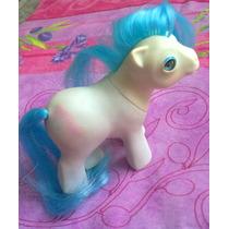 Mi Pequeno Pony Modelo 3 Ano De 1980s Abre Y Cierra Ojos