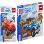 Coleccion Mega Bloks Jeep Nuevos 97803 + 97806 Nuevos