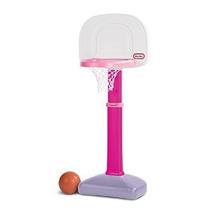 Little Tikes Totsports Fácil Score Basketball Set Pink