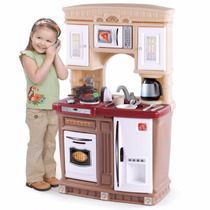 Cocinita Step2 Lifestyle Fresh Niños Juguete Cocina Hm0