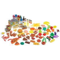 Kidkraft Tasty Treats Juegos De Imaginación Alimentos