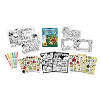 Cra-z-art Angry Birds Super Value Kit