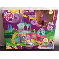Castillo My Little Pony Reino De Cristal De Sparkle Hasbro