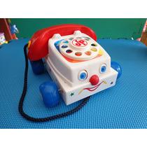 Teléfono Didáctico Clásico