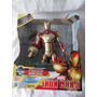 Figura Iron Man Ataque Sonico Lanza Misiles Hasbro Original