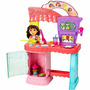 Cocina Arcoiris Dora And Friends Fisher Price 2 En 1