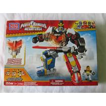Mega Blocks Power Rangers Megaforce Gosei Grande Megazord