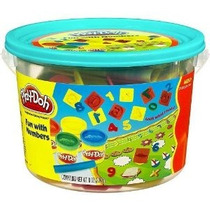 Play-doh - Mini Fun Con Números Bucket