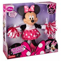 Minnie Porrista Disney Fisher Price 37 Cm