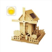 Casa De Brinquedo Un Solar Energia
