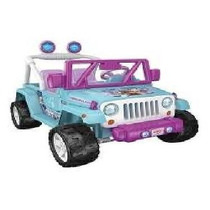 Jeep Frozen Disney Power Wheels $ 4500 Envio Gratis Agosto