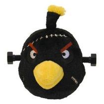 Angry Birds Halloween 5 Pulgadas Mini Felpa Figura Frankenst