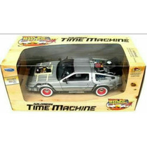 Delorean Volver Al Futuro 3 Welly Escala 1:24