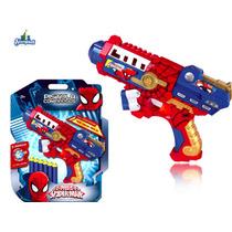 Pistola Dardos Marvel