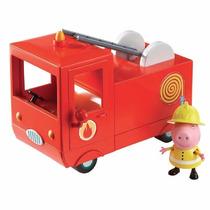 Peppa Pig Camion De Bomberos