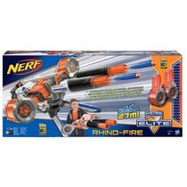 Nerf N-strike Elite Rhino-fire 27 Metros 50 Dardos Hasbro