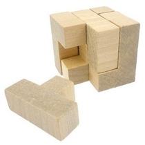 Juguete Cientifico Mind Trap 3d Puzzle