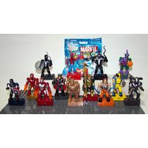 Mega Bloks Marvel 14 Figuras Lote Excelentes Condiciones