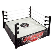Figura De Acción Wwe Superstar Anillo Raw
