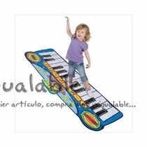 Piano En Forma De Tapete Para Niños Litte Virtuoso