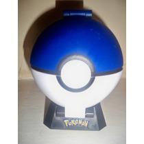 Pokemon Blue Pokeball Poke Ball.