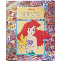 La Sirenita Ariel Libro Busca Y Encuentra Nuevo