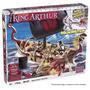 Mega Bloks King Arthur Attack Action Warship Modelo 96120