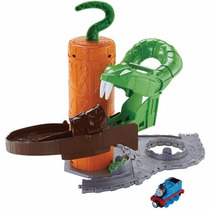 Tren Thomas & Friends Encuentro Conla Serpiente Fisher Price