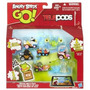 Hasbro 91902 Angry Birds Go Telepods Deluxe Multi-pack