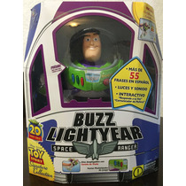 Buzz Lightyear Thinkway Collection Toy Story