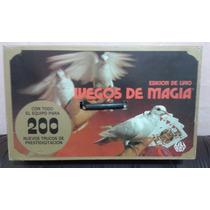 Juegos De Magia Edicion De Lujo Lili Ledy Hecho En 1968
