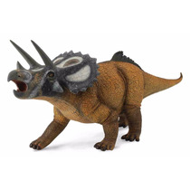 Jh Jurassic Park Collecta Triceratops Toy (1:15 Scale)