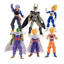 Figura Dragonball Z Saiyan Action Figures Goku Gohan Vegeta