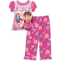 Conjunto Talla 3 Pijama De Dora Blusa Pantalon Envio Gratis