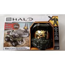 Mega Bloks Halo Micro Flota Ataque Del Warthog Nuevo