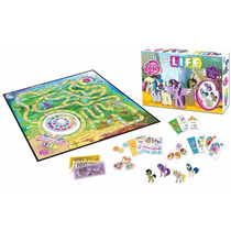 Juego The Game Of Life: My Little Pony