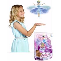 Hada Voladora Flutterbye Fairy Con Luz Edicion Lujo