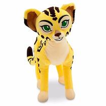 Peluche Leopardo Fuli Rey León Disney Store 32 Cm